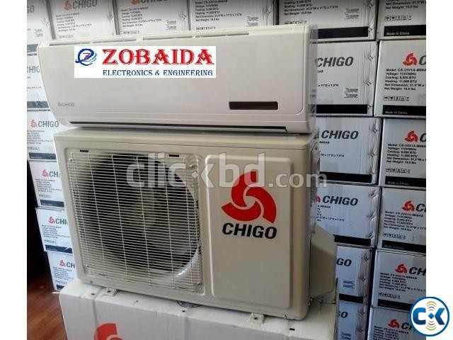 FJ-18GW-1.5 Ton Chigo Energy Saving Split Type AC Brand New | ClickBD large image 1