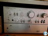NAD power and onkyo Pre Vintage 01765488635