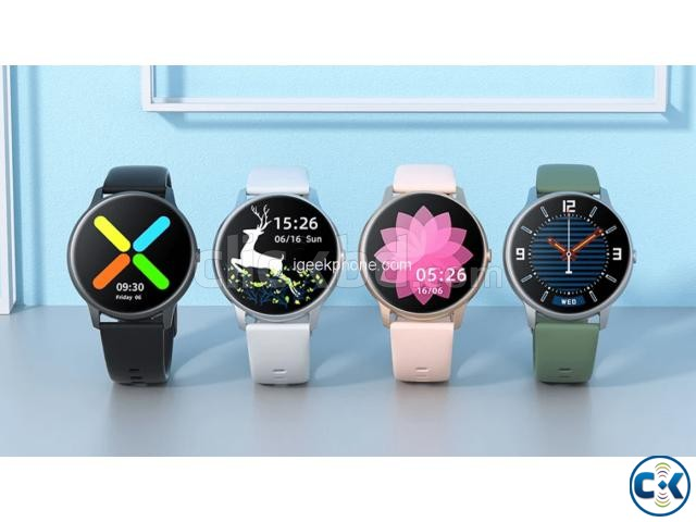 Xiaomi IMILAB KW66 Smart Watch - Black | ClickBD large image 0