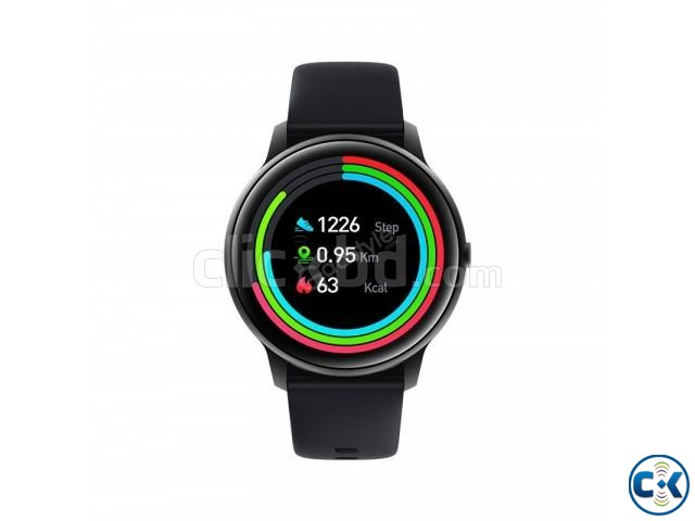 Xiaomi IMILAB KW66 Smart Watch - Black | ClickBD large image 2