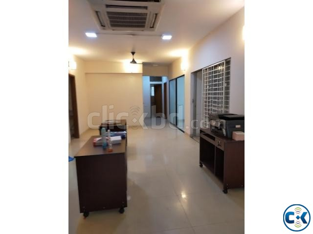 2300sft Beautiful Office Space For Rent Banani | ClickBD large image 0
