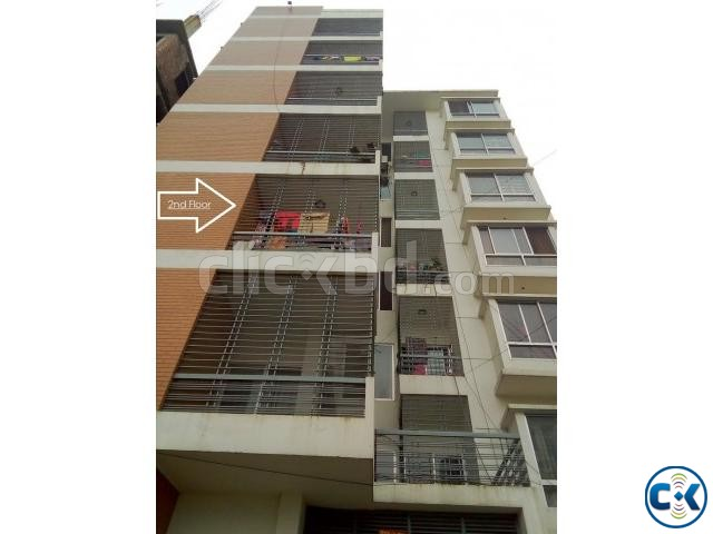 2000 sft. ready flat used for sale at Boshundhora | ClickBD large image 0