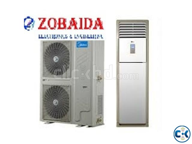 Floor Stand 4.0 Ton Midea AC China Assembled | ClickBD