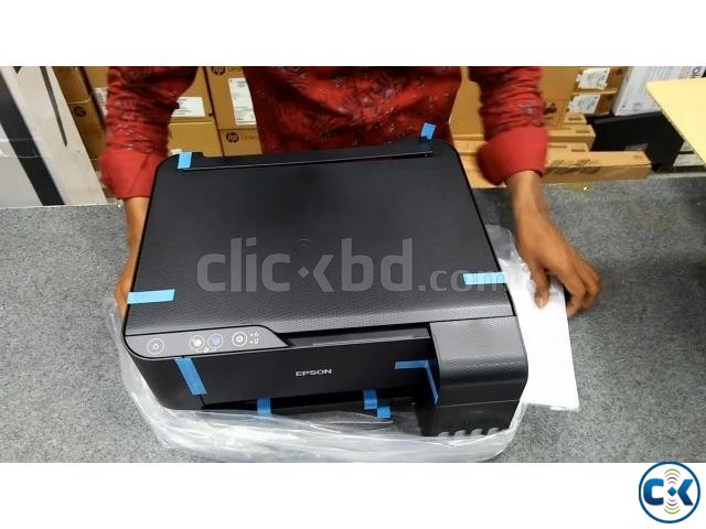 Epson L3110 All-in-One Ink Tank Printer | ClickBD large image 2