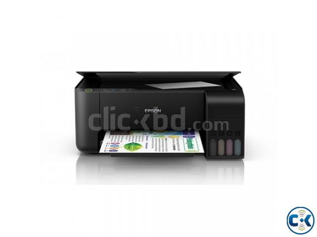 Epson L3110 All-in-One Ink Tank Printer | ClickBD large image 3