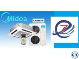 Small image 2 of 5 for Midea 4.0 Ton Air-Conditioner 48000 BTU Celling Cassette | ClickBD