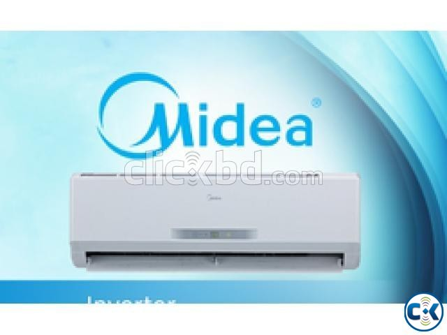 Midea 1.0 Ton Wall Mounted AC Without Warranty | ClickBD large image 0