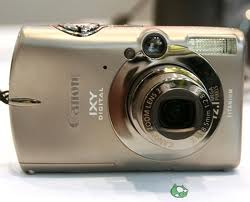Canon IXY 2000 IS almost new digital camera | ClickBD large image 0