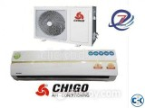 Small image 1 of 5 for 1.0 TON CHIGO SPLIT TYPE Power Saving Air-Conditioner | ClickBD