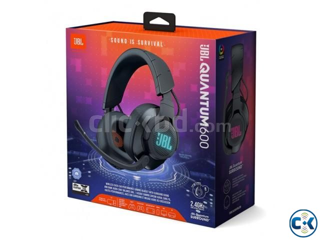 JBL Quantum 600 Performance Gaming Headset PRICE IN BD | ClickBD large image 2