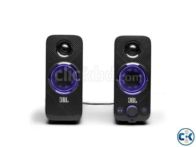 JBL Quantum Duo PC Gaming Speakers PRICE IN BD | ClickBD large image 1