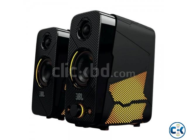 JBL Quantum Duo PC Gaming Speakers PRICE IN BD | ClickBD large image 2