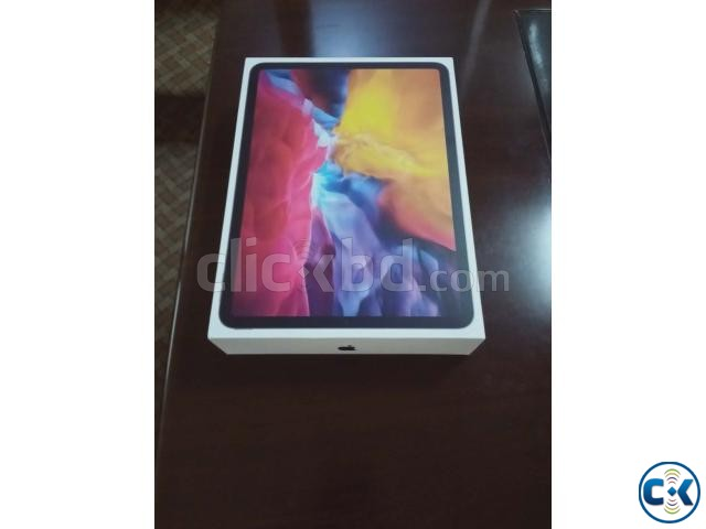iPad Pro 11-Inch 2nd Gen Wi-Fi Cellular Magic Keyboard | ClickBD large image 0