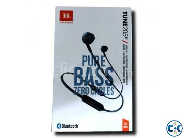 JBL TUNE 205BT Bluetooth Headphone PRICE IN BD | ClickBD large image 0