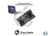MacBook Pro 13 A1502 Keyboard backlit Connector Service