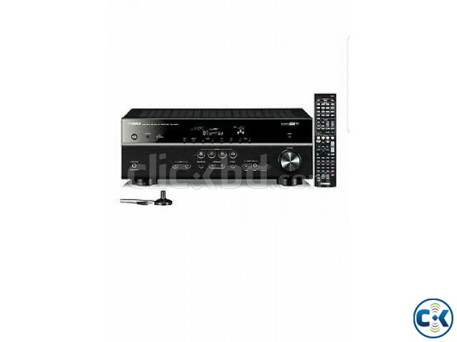 Yamaha RX-V485 5.1-Channel AV Receiver PRICE IN BD | ClickBD large image 1