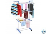 3 Layer Clothe Rack