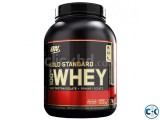 100 GOLD STANDARD WHEY PROTEIN 5Lbs