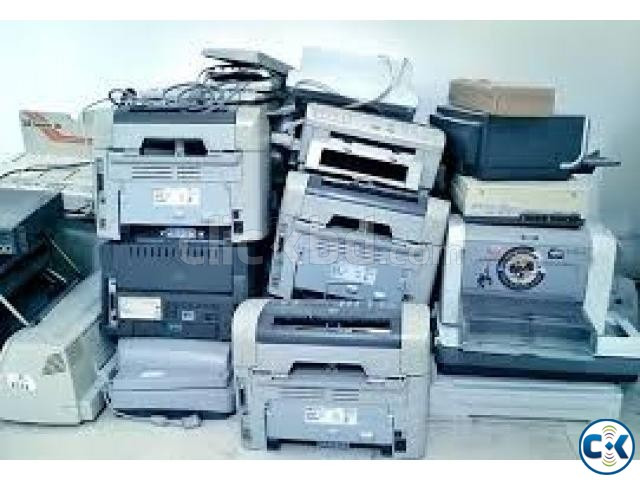 Laser Printer Service | ClickBD large image 0