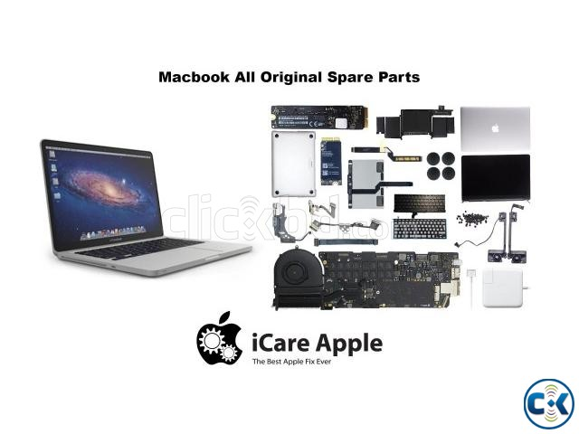 Apple macBook iPhone iMac iPad iPod Apple Watch Replacement | ClickBD large image 4