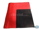 Hand Made Cotton Nakshi Katha Red and Black Color
