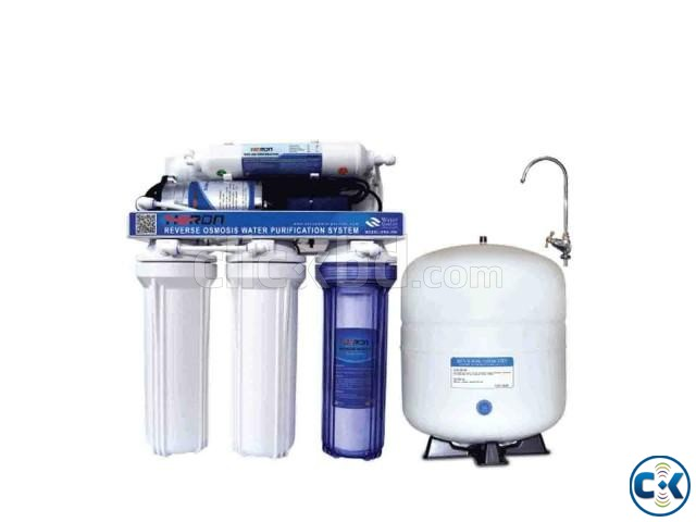 Heron 5 Stage 75 GPD GRO-060 RO Water Filter | ClickBD large image 0