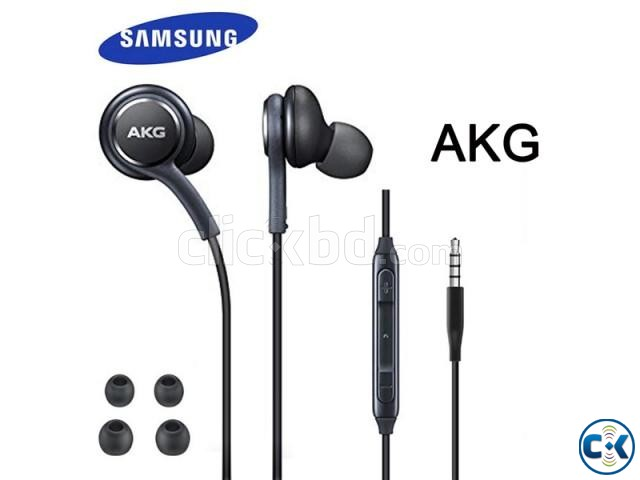Samsung AKG 3.5mm Super Bass Earphones for Galaxy Note 10 P | ClickBD large image 0