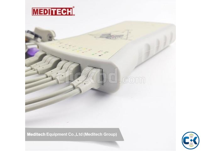 PC ECG device with Professional ECG Software CARDIOS  | ClickBD large image 2