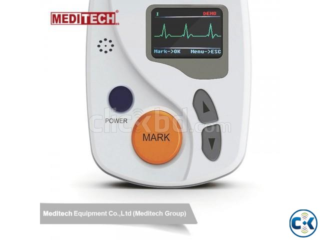 Manufacture durable ECG holter 48 hour ECG recording and PC | ClickBD large image 2
