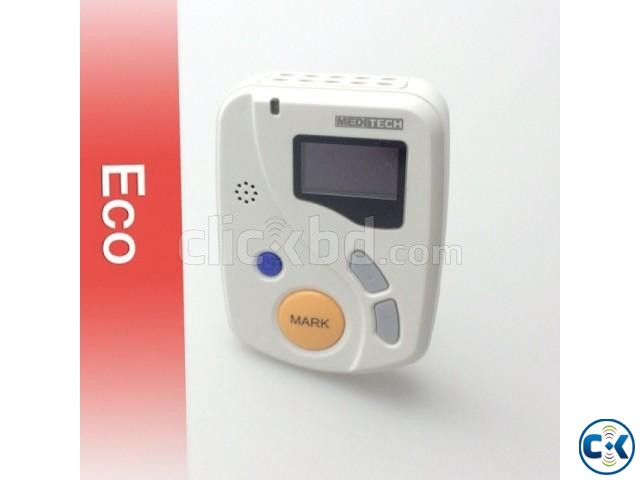 Manufacture durable ECG holter 48 hour ECG recording and PC | ClickBD large image 3