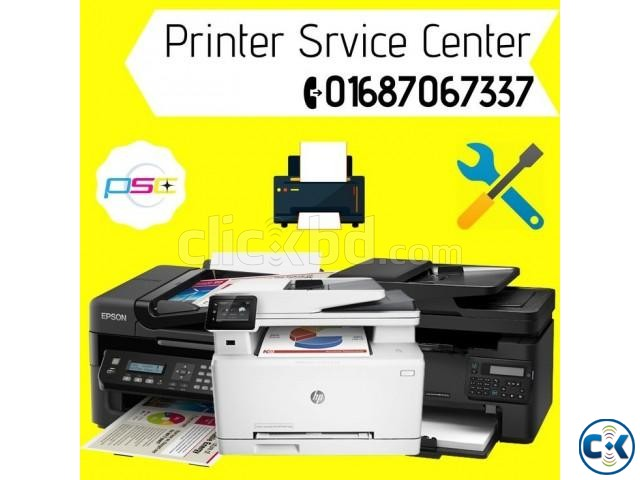 Printer Repair Service in Dhaka | ClickBD large image 0