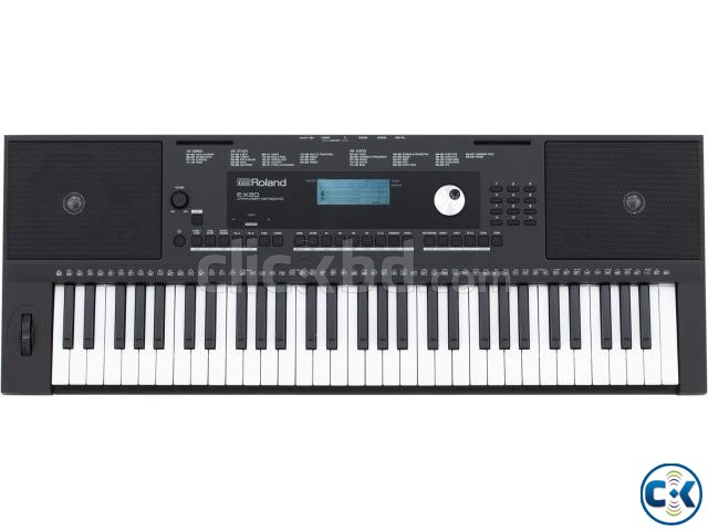 ROLAND E-X20 Arranger Keyboard PRO Brand New Intact  | ClickBD large image 2
