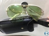 Vintage B L Ray Ban Bausch Lomb Green Changeables 58mm