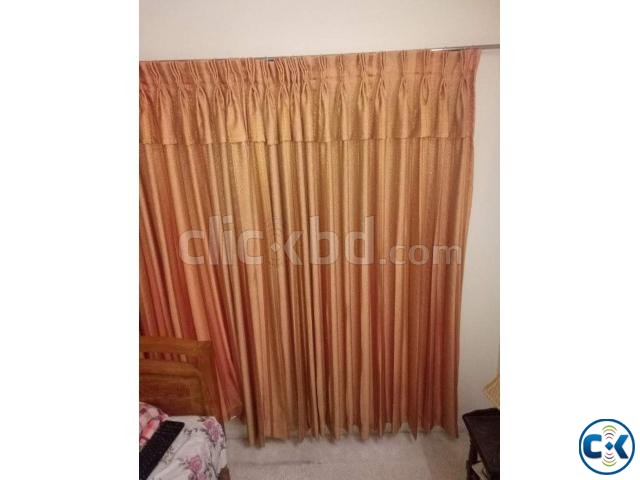 Exclusive Home Curtains for drawing dining or bedroom | ClickBD large image 0