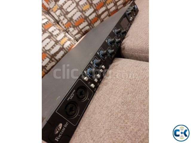 Focusrite Saffire Pro 40 Audio Interfrace | ClickBD large image 0