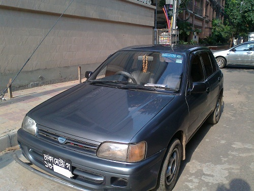 TOYOTA SOLIL L 92 | ClickBD large image 0