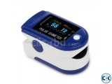 Fingertip Pulse Oximeter with LED Display