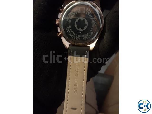 Mont Blanc Wrist Watch | ClickBD large image 2