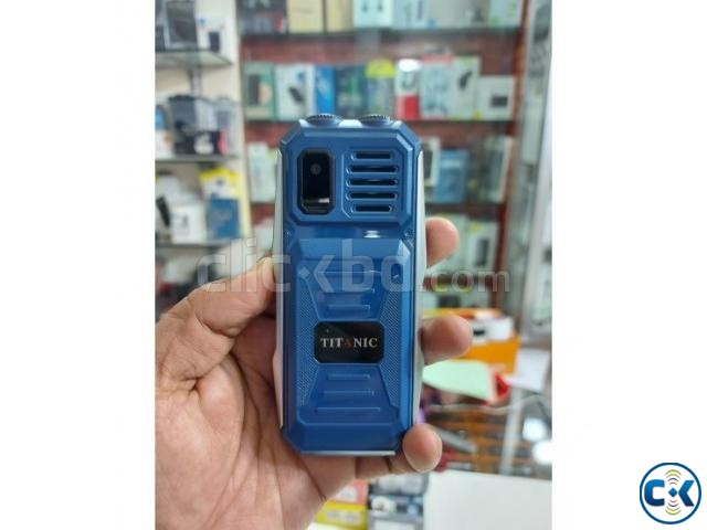 Titanic T30 3sim Phone 3000mAh With Warranty | ClickBD large image 1