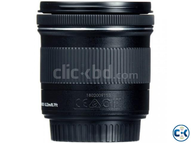 Canon EF-S 10-18mm f 4.5-5.6 IS STM Wide Angle Zoom Lens | ClickBD large image 4