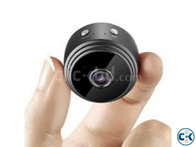 Spy Camera Mini Wifi IP Cam Video with Voice Recorder | ClickBD large image 1