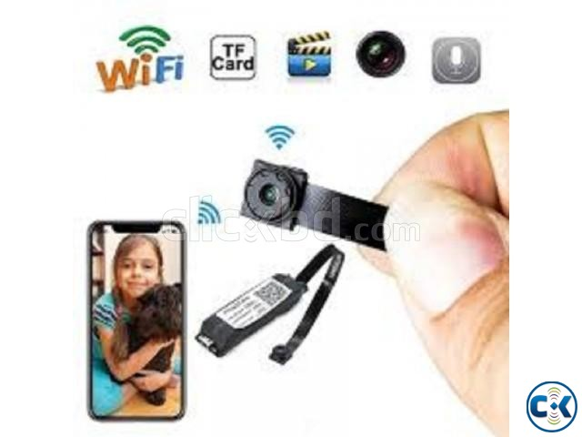 Spy Camera Live Wifi IP Camera Full-HD | ClickBD large image 0