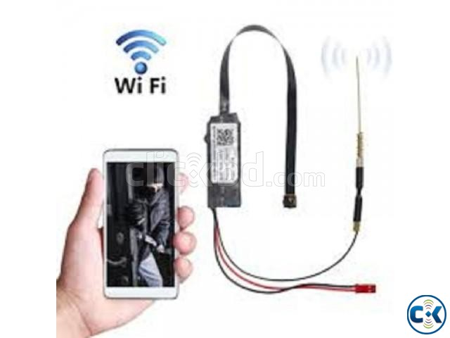 Spy Camera Live Wifi IP Camera Full-HD | ClickBD large image 2