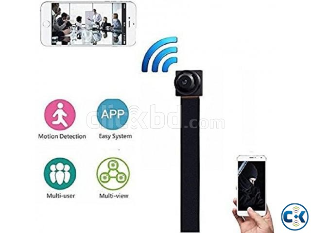Spy Camera Live Wifi IP Camera Full-HD | ClickBD large image 4