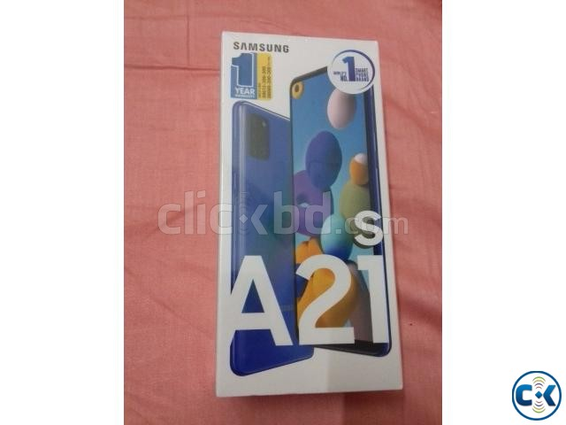 Samsung Galaxy A21s New  | ClickBD large image 0