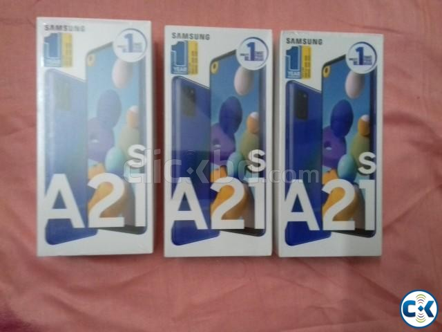 Samsung Galaxy A21s New  | ClickBD large image 3