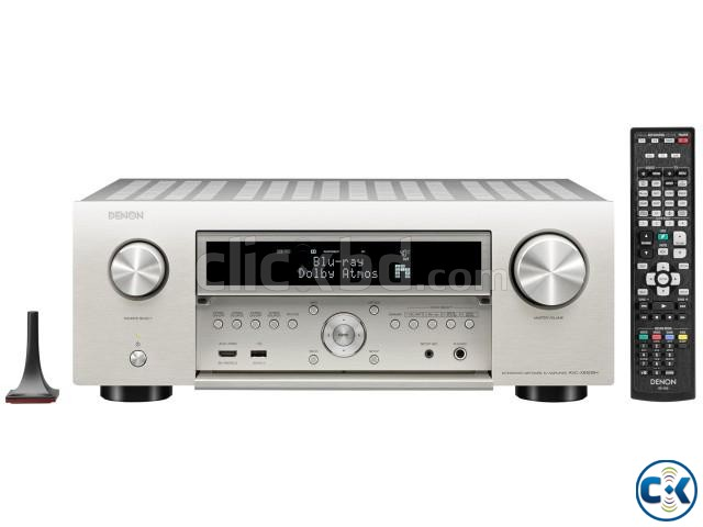 Denon X6500H 11.2 Channel AVR Receiver PRICE IN BD | ClickBD large image 0