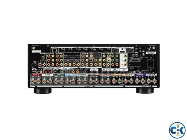 Denon X6500H 11.2 Channel AVR Receiver PRICE IN BD | ClickBD large image 3