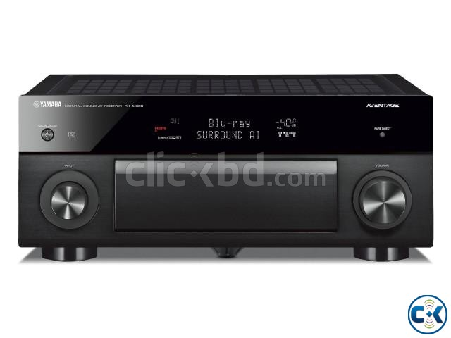 Yamaha RX-A1080 7.2-Channel AV Receiver PRICE IN BD | ClickBD large image 2