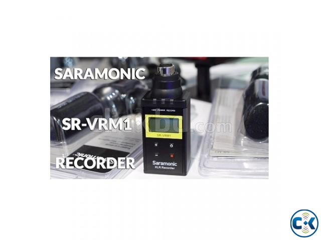 Saramonic SR-VRM1 PCM Wireless Recorder for XLR Microphone | ClickBD large image 3